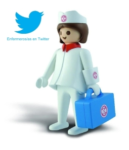 Playmobil Enfermera gigante